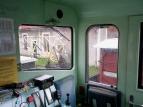 Detail kabiny, Autor: Jan Štefek