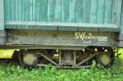 Podvozek vozu SV/u 2, Autor: Jan Štefek