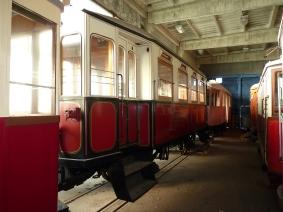 Vůz č. 112 - depozitář Technického muzea v Brně, Autor: Jan Štefek