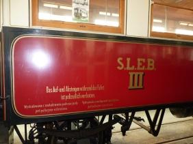 Detail popisků vozu č. 112, Autor: Jan Štefek