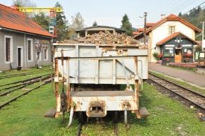 Čelo vozu Uba/u, Autor: Jan Štefek